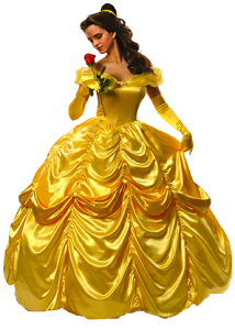 hermione_granger_as_belle_with_rose_png_by_nickelbacklover