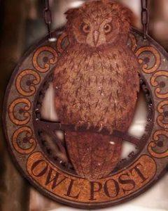 Owl_Post_Sign