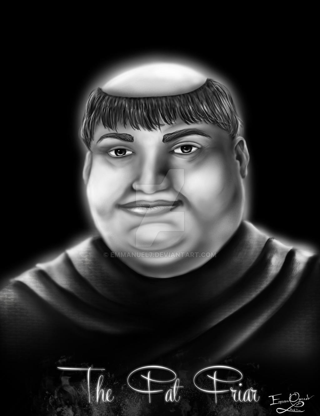the_fat_friar__hufflepuff_house_ghost_by_emmanuel7-d6bekpz