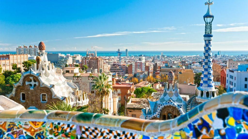 Park-Guell-Photo-Barcelona-Spain